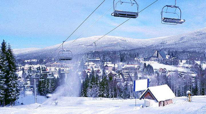 אתר סקי בצ'כיה
